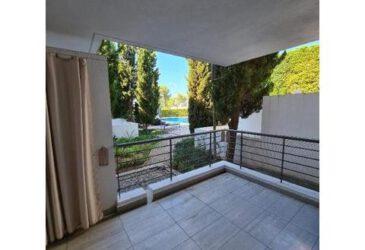 Erdgeschoss-Wohnung mit Patio in Palma
